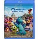 DISNEY Blu-Ray MONSTERS UNIVERSITY BLU-RAY
